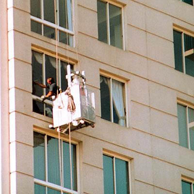 Window Washing - Ellis Enterprises Building Maintenance Services